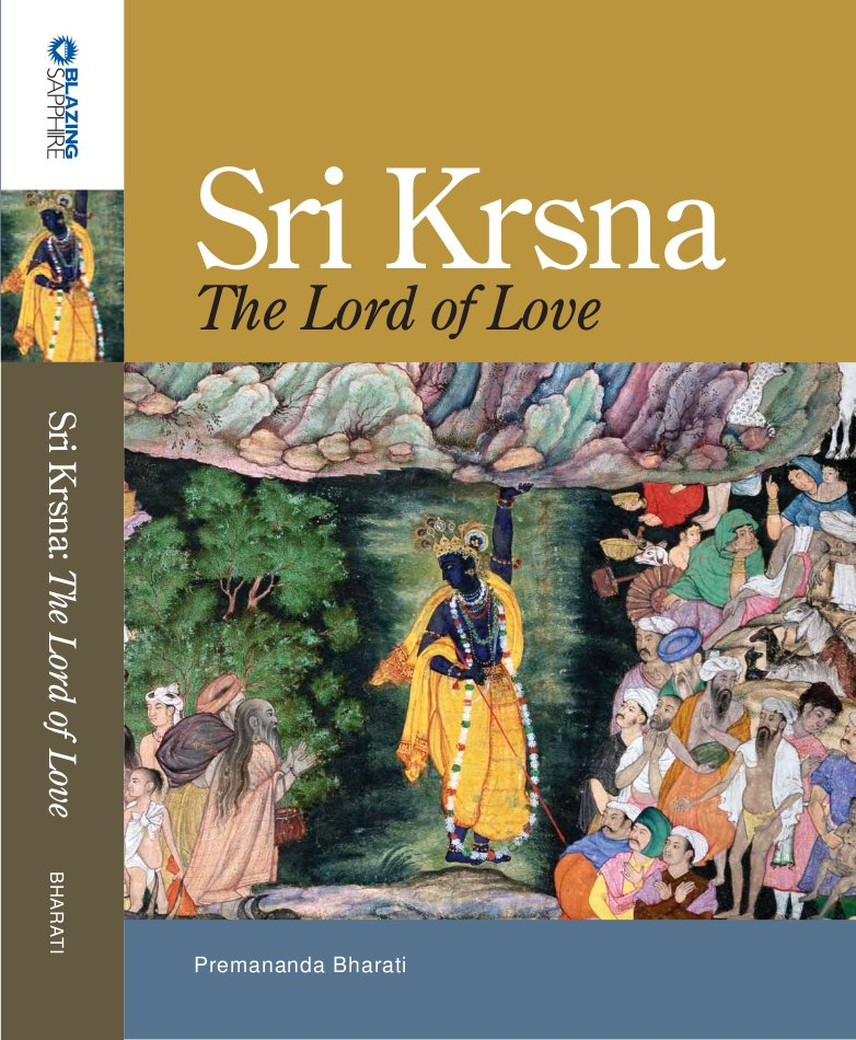 Sri Krsna the Lord of Love